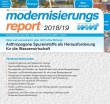 wwt Modernisierungsreport 2018/2019